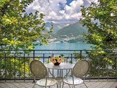 Photo 2 of Villa on Lake Como with Pebble Beach