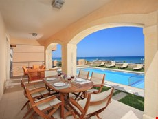 Photo 2 of Greek Island Beach Villa Walking Distance to Town