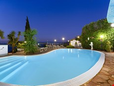 Photo 2 of Vacation Rental near Sorrento with Pool and Views