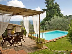 Photo of Tuscan farmhouse with a private pool