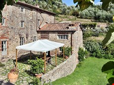 Photo 1 of Tuscan Farmhouse with Pool Views Near Lucca