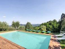 Photo 2 of Reviews of Beautiful Tuscan Villa with Pool on a Hillside with Wonderful Views