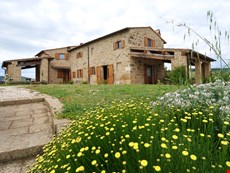 Photo of Tuscan Farmhouse with a Private Pool Near Spas