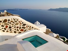 Photo 2 of Greek Island Villa with a Jacuzzi and Great Views