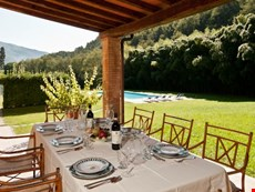 Photo 2 of Reviews of Tuscany Farmhouse Near Camaiore with a Private Pool