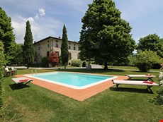 Photo of Historic 16th Century Villa in Tuscany with  Private Pool and Shared Tennis Court