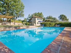 Photo 1 of Reviews of Tuscany Farmhouse with Pool for Families
