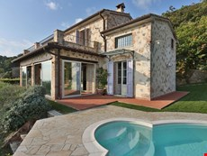 Photo 1 of Villa in Tuscany Near the Coast and Walking Distance to Village