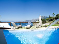 Photo 2 of Amalfi Coast Apartment with Pool for Two Couples in Town