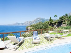 Photo 2 of Reviews of Amalfi Coast Apartment with Pool for Two Couples in Town