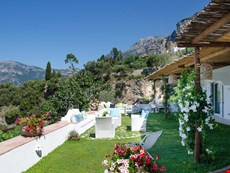Photo of Amalfi Coast Apartment with Pool for Two Couples in Town