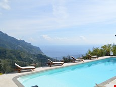 Photo 1 of Reviews of Amalfi Coast Villa with Pool within Walking Distance of Ravello Main Square