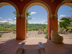 Photo 1 of Charming Hilltop Farmhouse in Tuscany