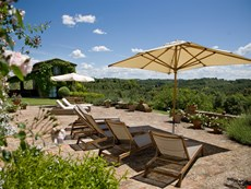 Photo 2 of Charming Hilltop Farmhouse in Tuscany