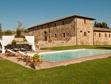 Photo of Large Farmhouse on a Wine Estate near Siena Fit for Families