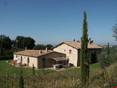 Photo 2 of Elegant Tuscan Country Villa with Rich Landscape