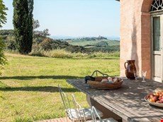 Photo of Elegant Tuscan Country Villa with Rich Landscape