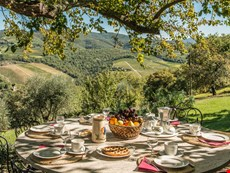 Photo 2 of Reviews of Chianti Classico Farmhouse with Stunning Views