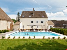 Photo 2 of Burgundy Villa in a Village with a Private Pool and Sauna