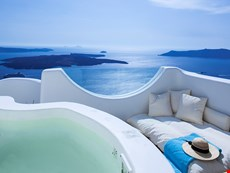 Photo 2 of Santorini Villa with Jacuzzi and Views