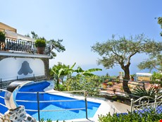 Photo of Amalfi Coast Villa Near Positano with Beach Access