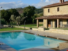 Photo 1 of Beautiful Large Villa on Tuscany-Umbria Border Overlooking Vineyards