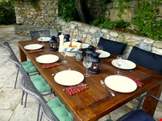 Photo 2 of French Farmhouse in Languedoc Located at Entrance of a Charming Village