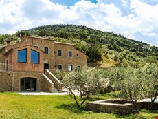 Photo of Private Italian Villa and Cottage and Located Near Historical Cortona