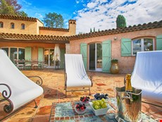 Photo of French Riviera Villa with Private Pool Near Historic Village