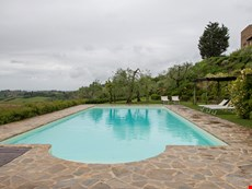 Photo 2 of Tuscan Farmhouse Rental on Large Estate