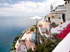 Photo of Mediterranean Villa with Panoramic Views of Amalfi Coast
