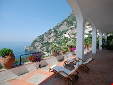 Photo 1 of Beautiful Villa in Positano with Sea Views