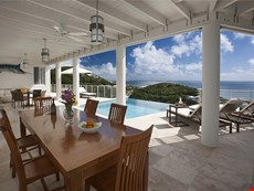Photo 2 of Modern Villa on St. Thomas Near a Beach
