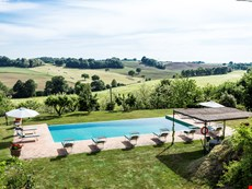 Photo of Villa on Large Estate Near Orvieto
