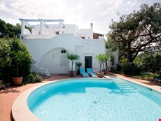 Photo 2 of Villa with Panoramic Views and Pool on Capri
