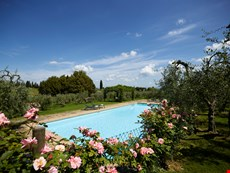 Photo 2 of Reviews of Historic Tuscan Villa on a Wine Estate in the Chianti Region
