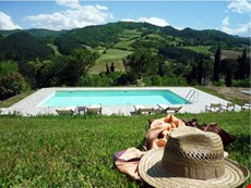 Photo 1 of Reviews of Farmhouse in Emilia Romagna with Swimming Pool and Walking Distance to Village