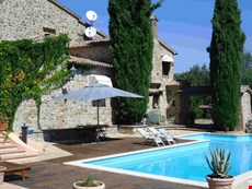 Photo 1 of Reviews of Historic Villa with Pool and Cottage in Umbria