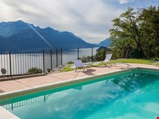 Photo 2 of Lake Como Villa Near Menaggio with Beautiful Views