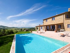 Photo 1 of Beautiful Farmhouse with Expansive Views in Coastal Southern Tuscany