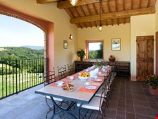 Photo 2 of Reviews of Beautiful Farmhouse with Expansive Views in Coastal Southern Tuscany