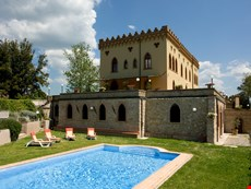 Photo 1 of Beautiful Castle-Like Villa in Coastal Tuscany with Private Pool and Ideal for Weddings