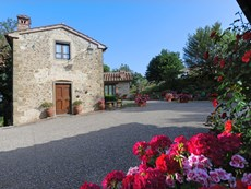 Photo 2 of Villa with Pool and 2 Guesthouses for a Group in Eastern Tuscany