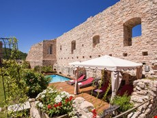 Photo 2 of Reviews of Historic Fortress with Pool for a Group in Umbria