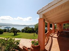 Photo 2 of Beachfront Villa in Sardinia near the Costa Smeralda