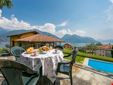 Photo 1 of Lake Como Villa for a Family with Private Pool and Views