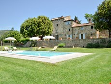 Photo of Tuscany Farmhouse with Swimming Pool Near Cortona