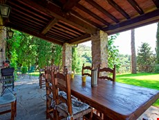 Photo 2 of Tuscan Farmhouse with Pool within Walking Distance of Cortona