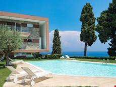 Photo 1 of Reviews of Three-Bedroom Apartment Close to Taormina with Gorgeous Sea Views