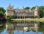 Photo of Elegant Tower Wing in Historic Chateau in Normandy